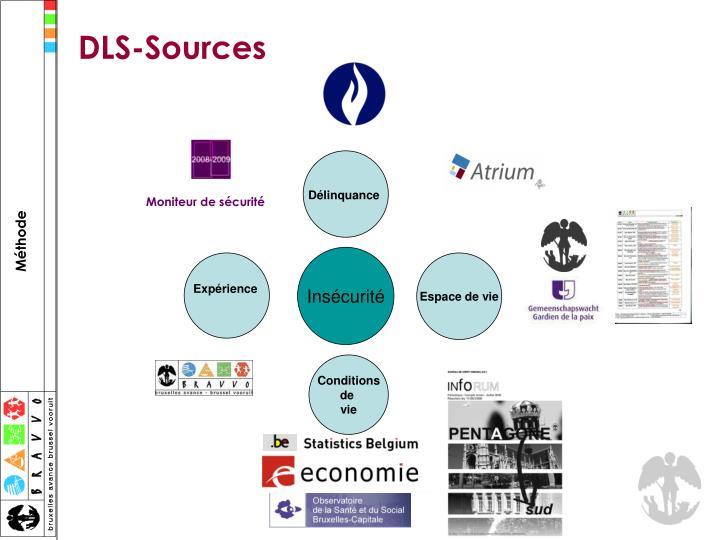 DLS-Sources
