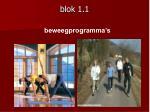 blok 1 1