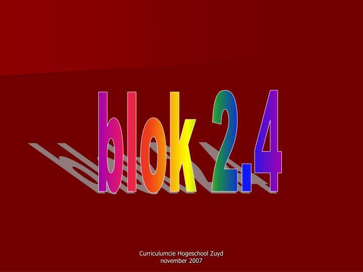 blok 2.4