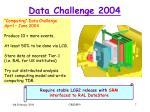 data challenge 2004