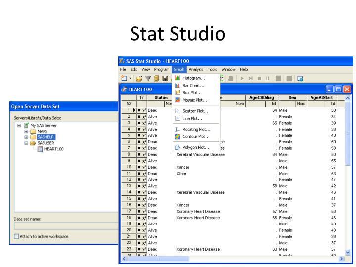 Stat Studio