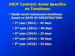 vscp contract some specifics on timeliness1