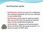 certification marks2