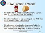 how farmer s market1
