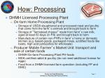 how processing