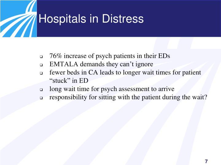 Hospitals in Distress