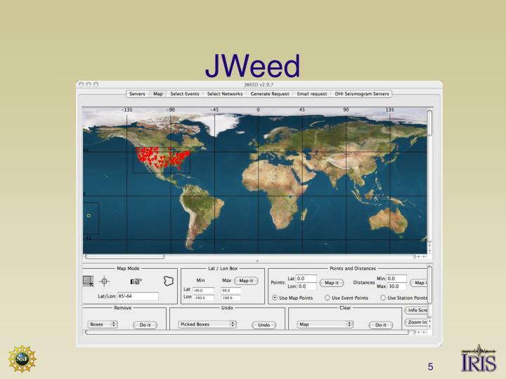 JWeed