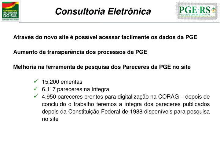 Consultoria Eletrônica