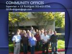 community offices supervisor gil rodriguez 503 612 3754 gil rodriguez@pgn com