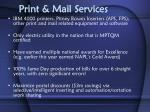 print mail services