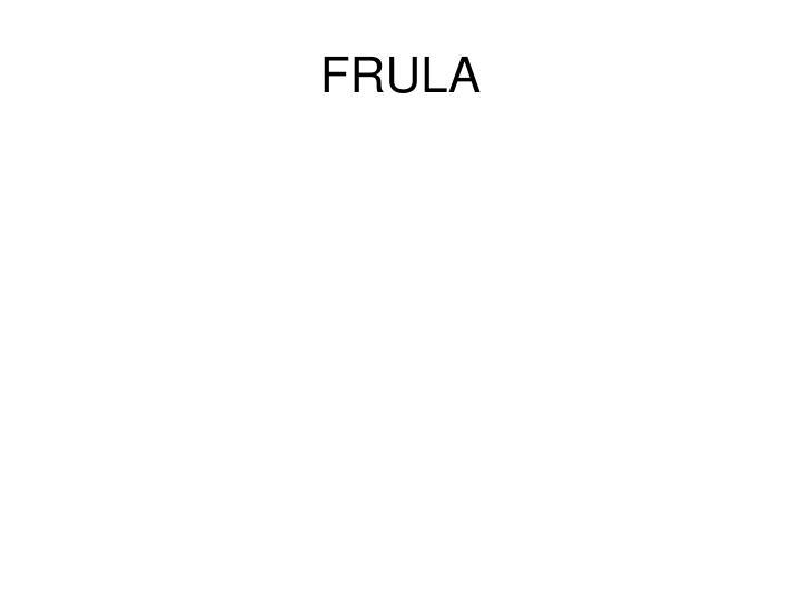 FRULA