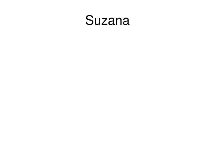 Suzana