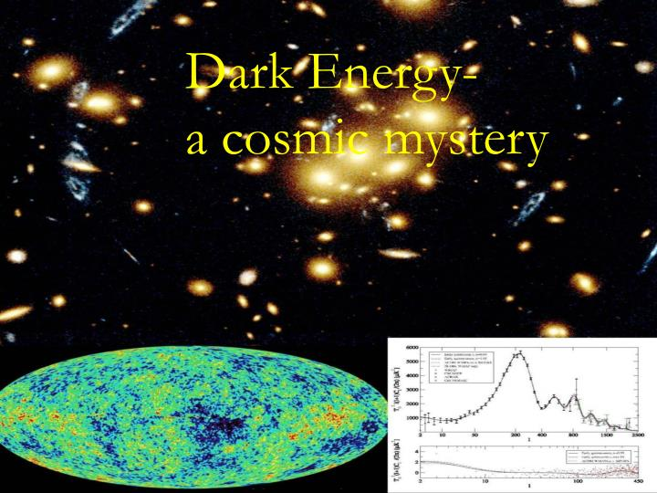 Dark Energy-