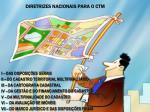 diretrizes nacionais para o ctm