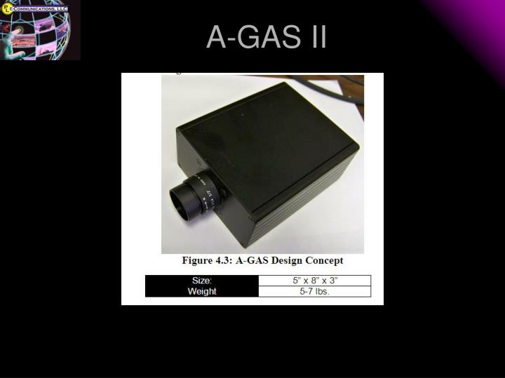 A-GAS II