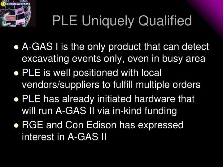 A-GAS I is the only product that can detect excavating events only, even in busy area