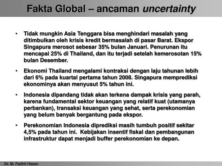 Fakta Global – ancaman