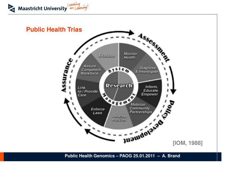 Public Health Trias