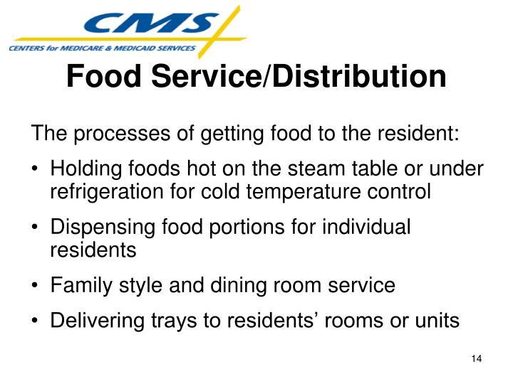 Food Service/Distribution