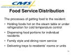 food service distribution