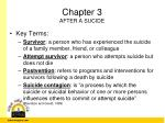 chapter 3 after a sucide