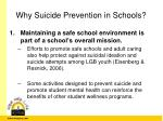 why suicide prevention in schools4