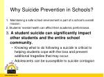 why suicide prevention in schools6