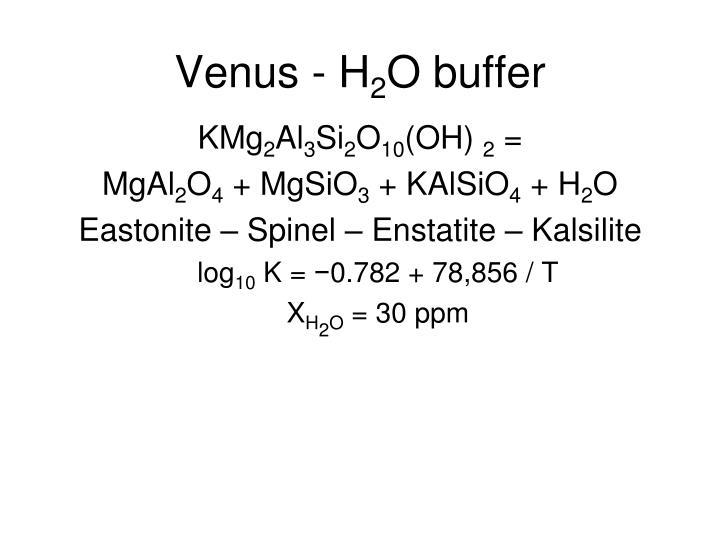 Venus - H
