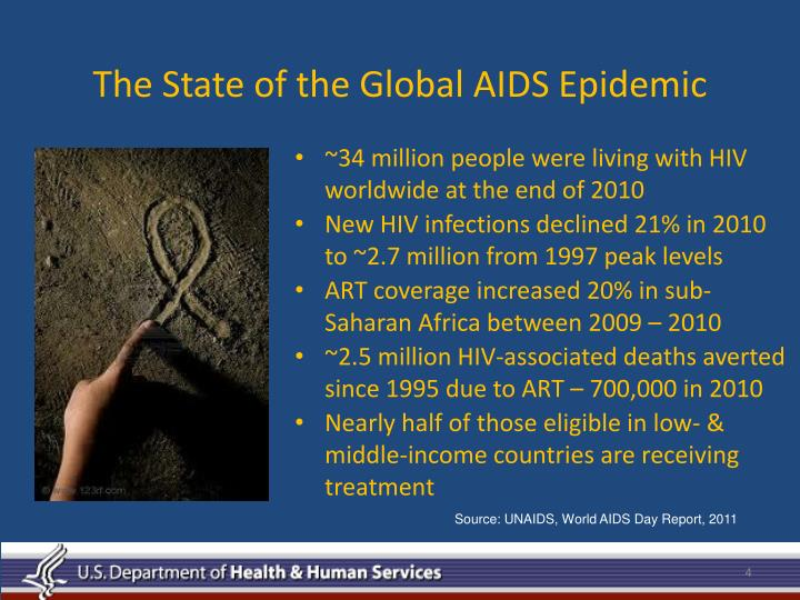 The State of the Global AIDS Epidemic