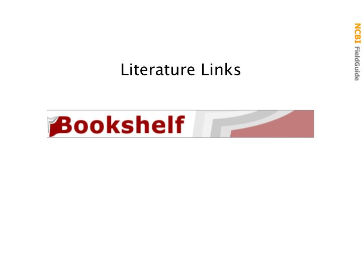 Literature Links