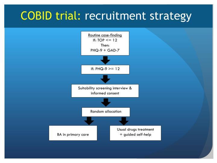 COBID trial: