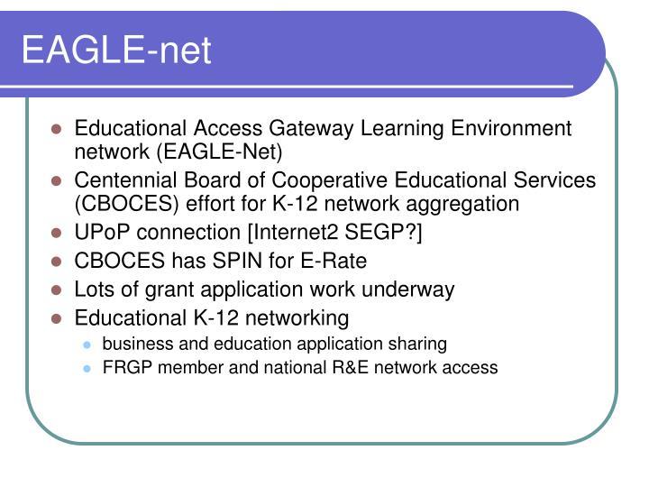 EAGLE-net