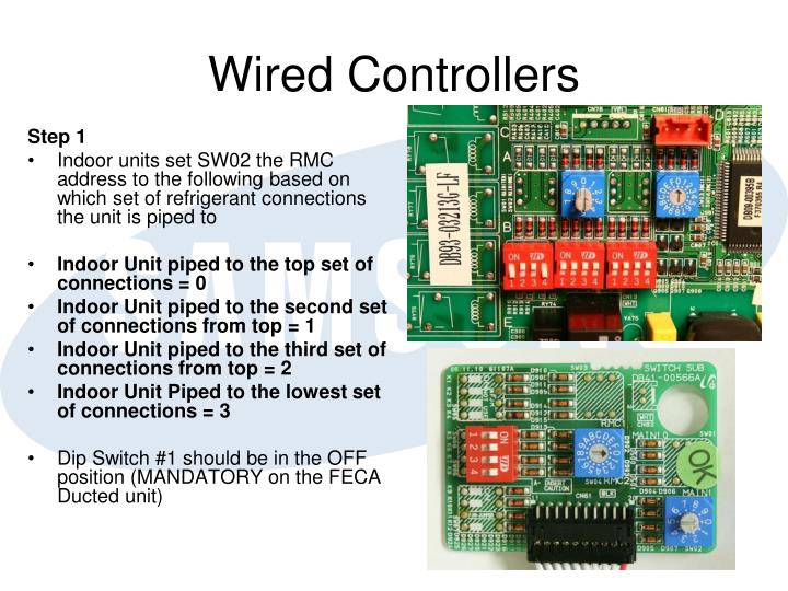 Wired Controllers