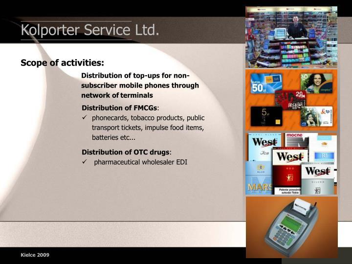 Kolporter Service Ltd.