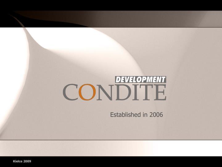 Established in 2006