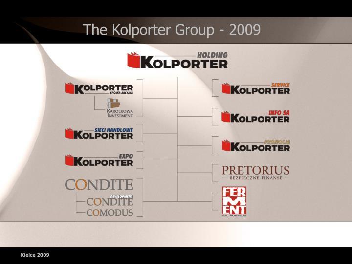 The Kolporter Group - 200
