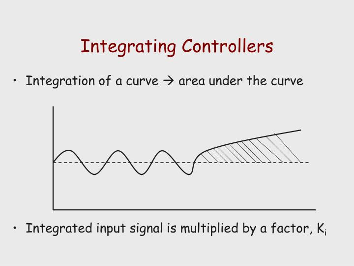 Integrating Controllers