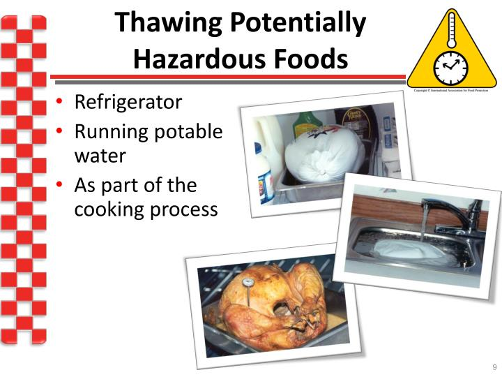 Thawing Potentially