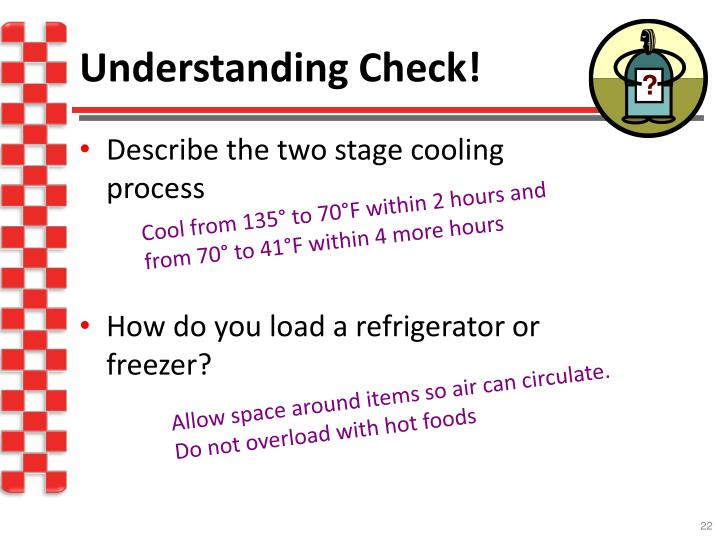Understanding Check!