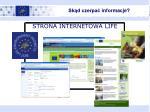 strona internetowa life