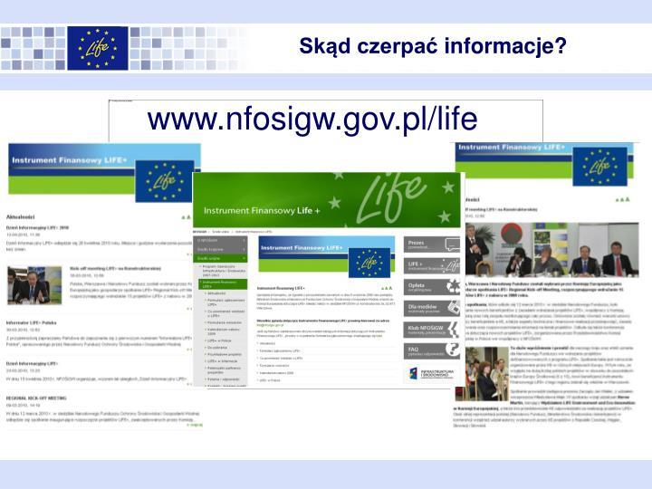 www.nfosigw.gov.pl/life