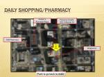 daily shopping pharmacy