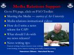 media relations support1