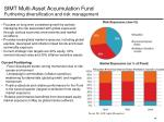 simt multi asset accumulation fund furthering diversification and risk management