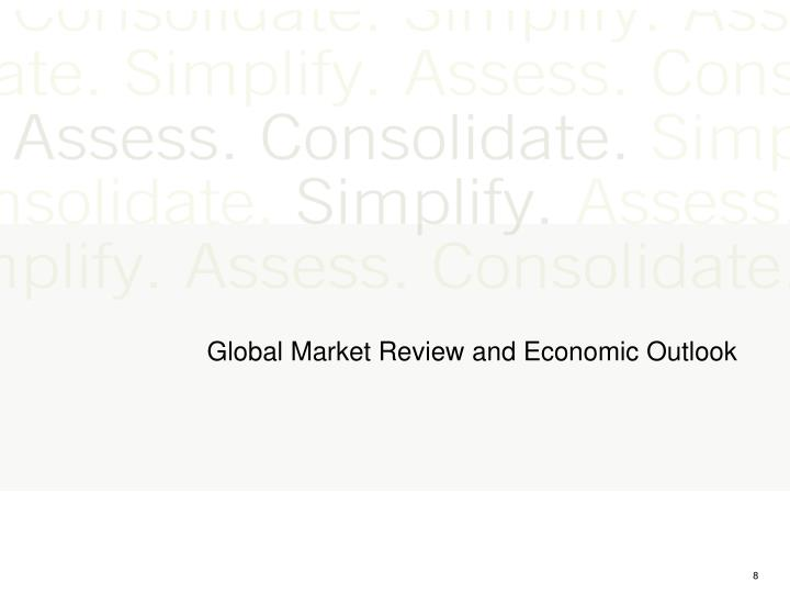 Global Market Review and Economic Outlook
