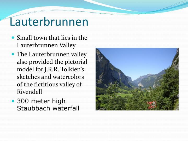 Lauterbrunnen