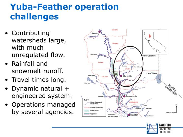 Yuba-Feather operation challenges