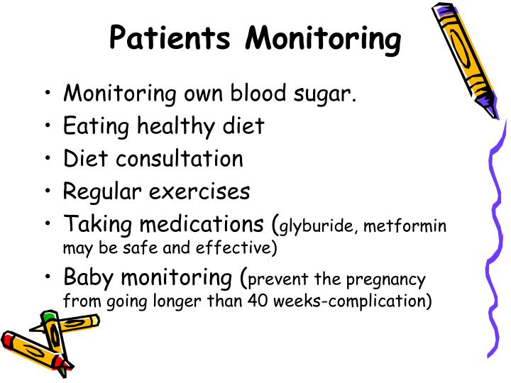 Patients Monitoring