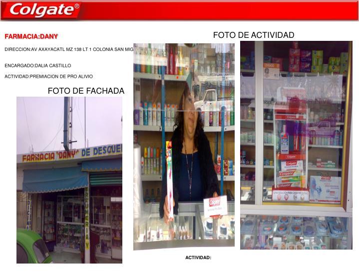 FOTO DE ACTIVIDAD