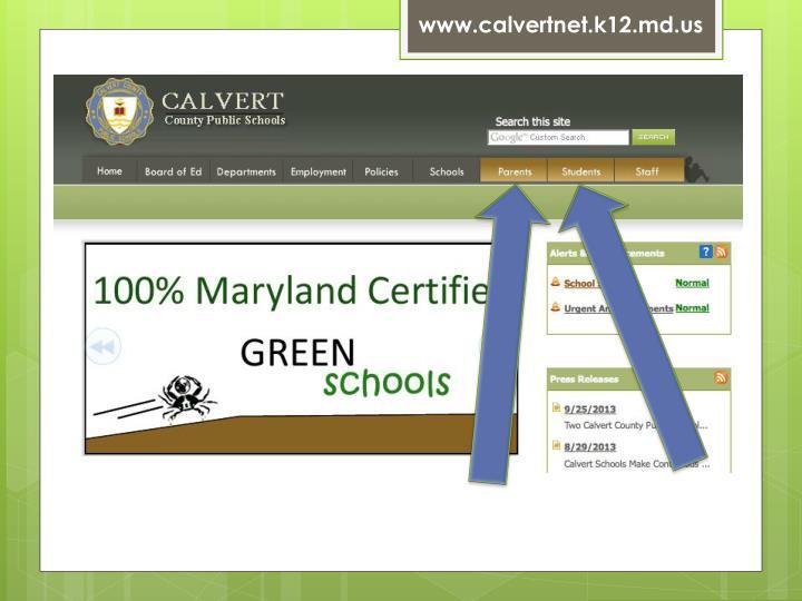www.calvertnet.k12.md.us